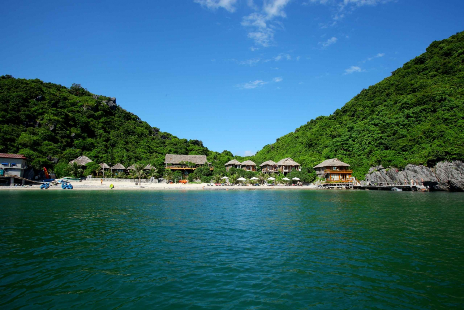 Hanoi: 2-day Cat Ba Island Resort Stay with Nature Tours