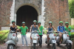Hanoi 4.5-Hour Vespa Tour