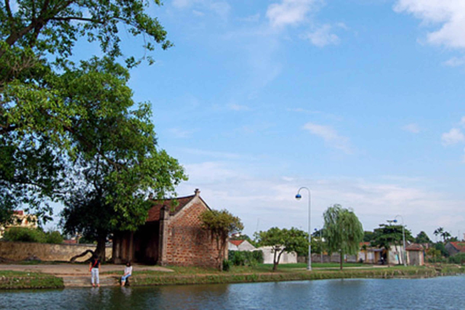 Hanoi: 8-Hour Countryside Tour to Duong Lam Village