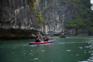 Hanoi: Bai Tu Long Bay 3-Day Cruise