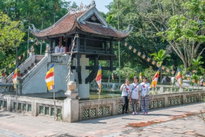 Hanoi Buddhism Tour by Scooter
