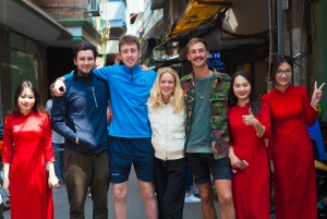 Hanoi: City Sights and Temple of Literature Motorbike Tour