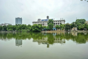 Hanoi: Full-Day City Tour with Lunch and Optional Extras