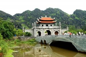Hanoi: Full-Day Mua Cave, Hoa Lu and Tam Coc Tour
