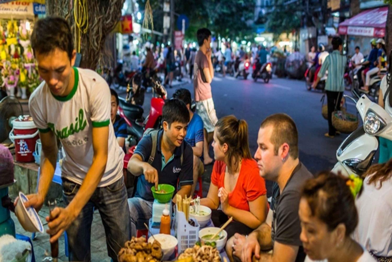 Hanoi: Guided Street Food Tour