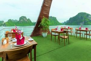 Hanoi: Ha Long & Bai Tu Long Bay Luxury 1-Day Tour