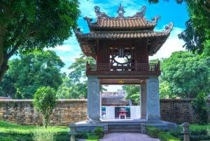 Hanoi: Half-Day Guided City Tour