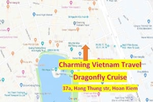 Hanoi Highlights: Full-Day Small Group City Tour with Lunch