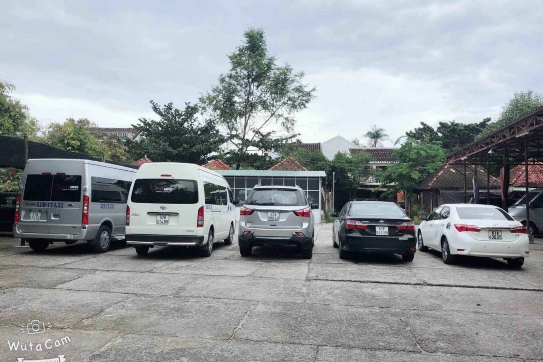 Hanoi: Private 1-Way Taxi Transfer to Sa Pa