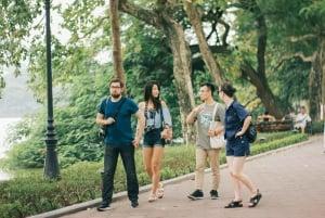 Hanoi: Private 4-Hour Film Photography Tour