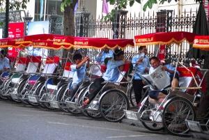 Hanoi Private Street Food Tour and Cyclo