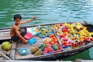 Hanoi: Round-Trip Halong Bay with Transfers