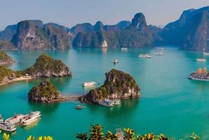 Hanoi to Ha Long Transfer by Luxury Car