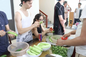 Hanoi: Village Farm Tour and Cooking Class with Lunch