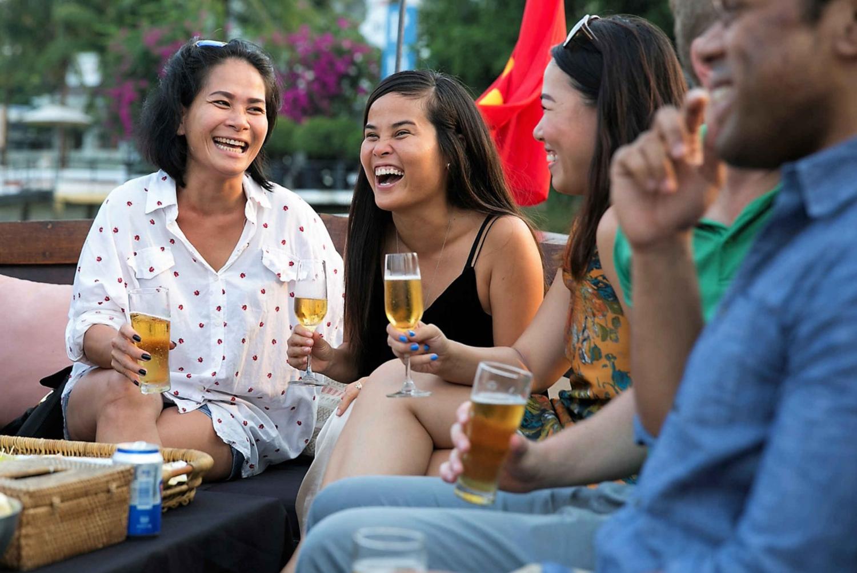 Ho Chi Minh 2–Hour Romantic Sunset Cruise