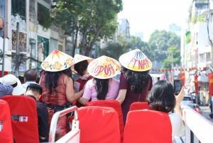 Ho Chi Minh: 24-Hour Hop-On Hop-Off Bus Tour Pass