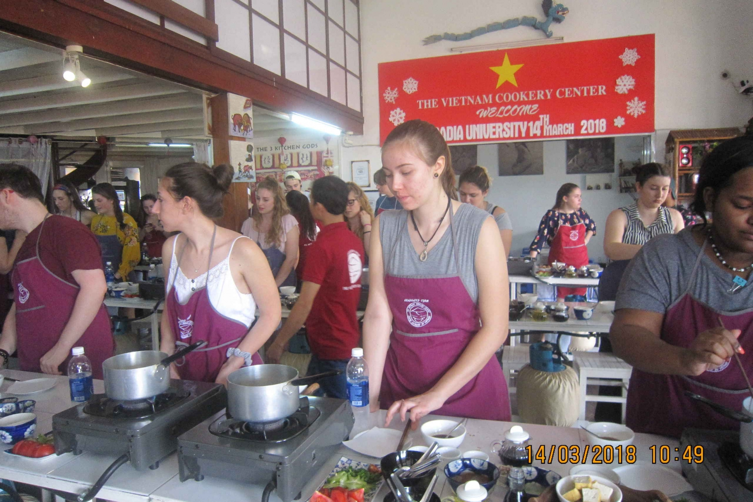 Ho Chi Minh Authentic Vietnamese Cooking Class