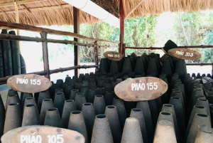 Ho Chi Minh: Ben Duoc Tunnels and Paintball Shooting