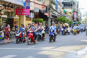 Ho Chi Minh City: 4-Hour Motorbike Tour