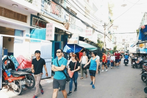 Ho Chi Minh City: Authentic Food and Local Life Private Tour