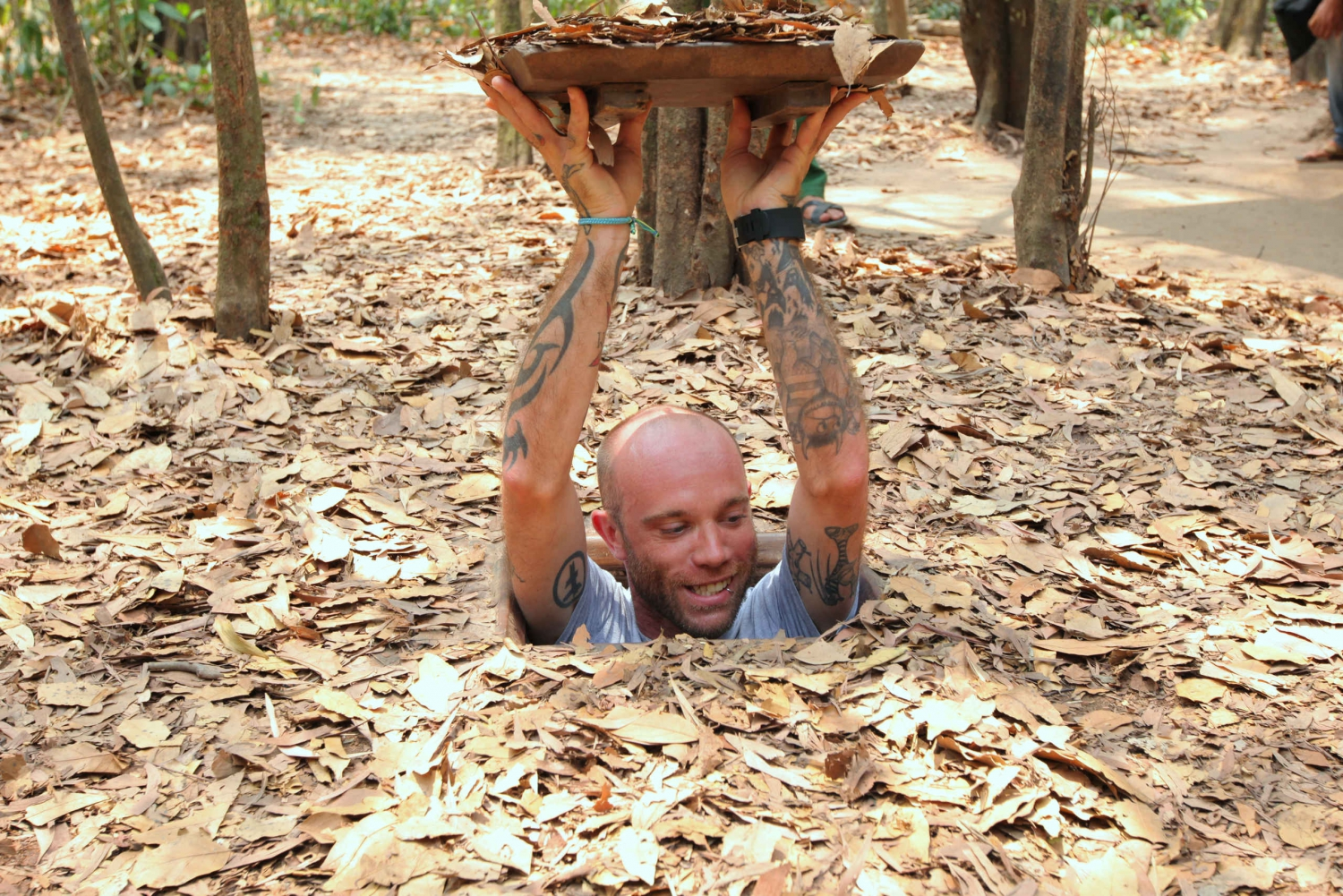 Ho Chi Minh City: Cu Chi Tunnels Tour