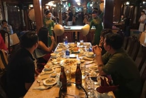 Ho Chi Minh City: Deluxe Dining Cruise