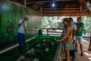 Ho Chi Minh City: Full-Day Tour of Cu Chi Tunnels