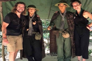Ho Chi Minh City: Half-Day Tour of Cu Chi Tunnel