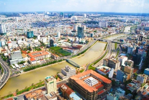 Ho Chi Minh City Night Tour: Bitexco Tower and Dinner Cruise
