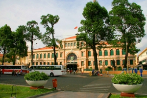Ho Chi Minh City Private 8-Hour Tour from Phu My Port