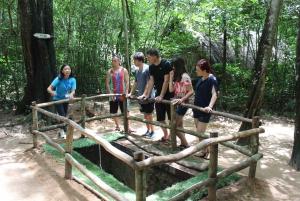Ho Chi Minh City: Private Cu Chi Tunnels and Cao Dai Temple
