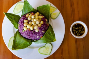Ho Chi Minh City: Private Vegan Food Tour By Scooter