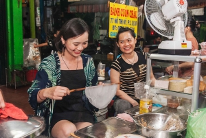 Ho Chi Minh City: Street Food Tour with Cooking Class