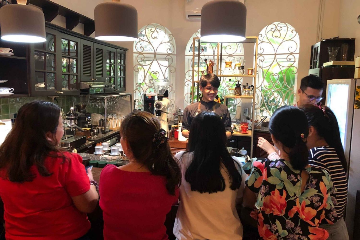 Ho Chi Minh City: Vietnamese Culture and Coffee Making Class
