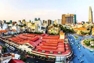 Ho Chi Minh City: War Remnants Museum & Ben Thanh Market