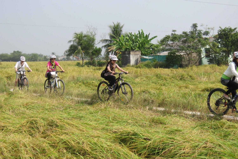 Ho Chi Minh: Countryside Half–Day Bike Tour