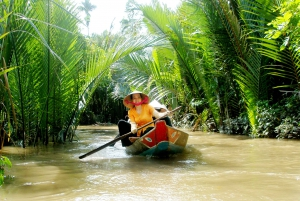 Ho Chi Minh: Full-Day Cu Chi Tunnels and Mekong Delta Tour