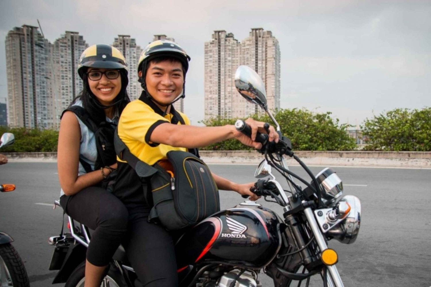 Ho Chi Minh: Full-Day Motorcycle City Tour