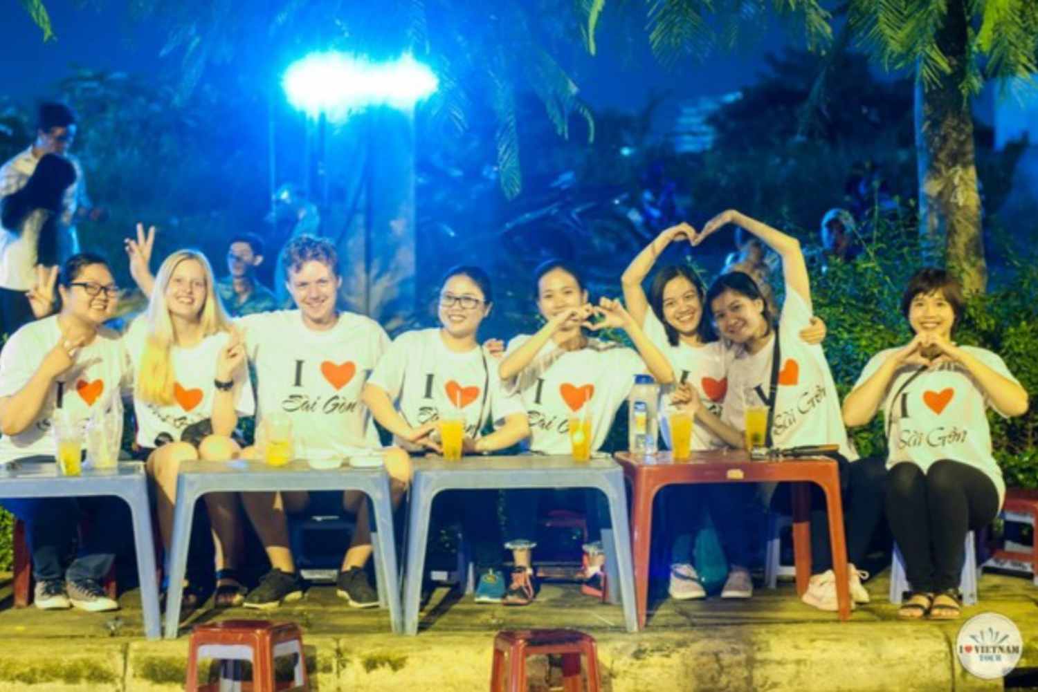 Ho Chi Minh Night-Time Street Food Tour With Private Scooter