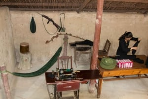 Ho Chi Minh: Tour to Cu Chi with Ben Duoc Tunnels