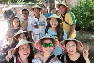 Hoa Lu and Tam Coc 1-Day Tour