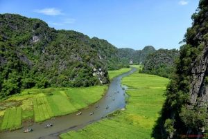 Hoa Lu-Mua Cave-Tam Coc-Bich Dong-Thung Nham National Park