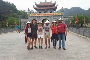 Hoa Lu, Tam Coc, and Mua Cave 1-Day Tour
