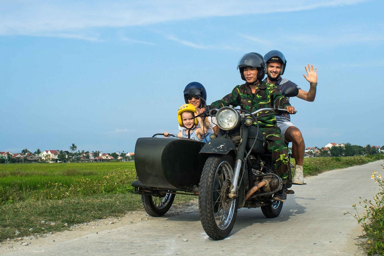 Hoi An: Countryside Sidecar Tour