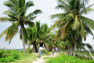 Hoi An: Farming and Fishing Tour with Bike and River Cruise