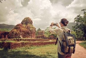 Hoi An: Full-Day Small Group Trip to My Son Sanctuary