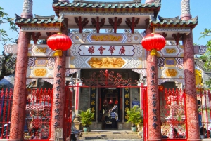 Hoi An: My Son Sanctuary & Ancient Town Day Tour With Lunch