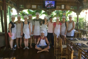 Hoi An: Sunset Cooking Class with Boat Trip
