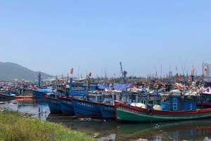 Hoi An to Hue: Private Sightseeing Drive & My Son Sanctuary