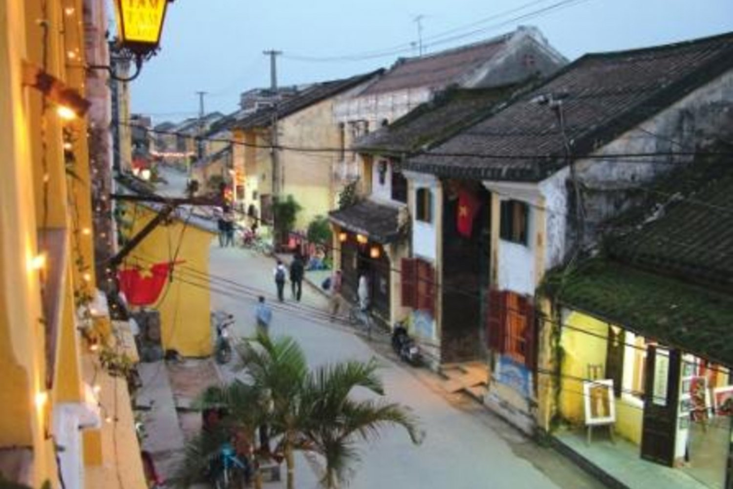 Hoi An Walking Tour & Cooking Class - Small Group